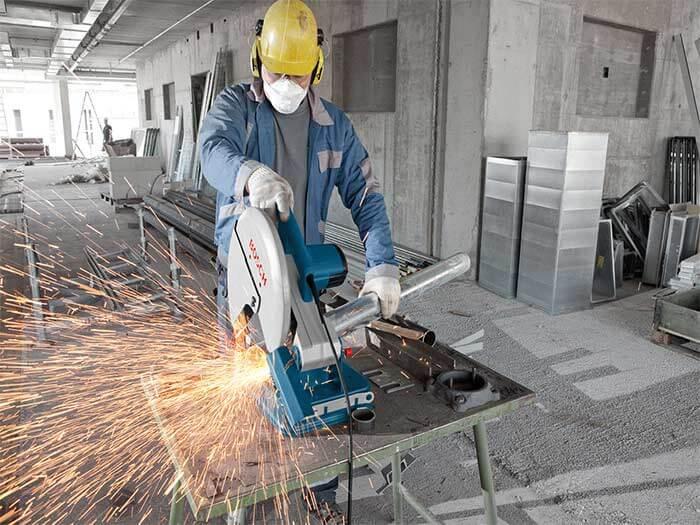 6 điều cần chú ý khi vận hành máy cắt sắt