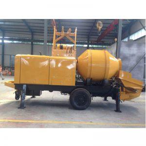 Máy trộn bơm bê tông liên hợp công suất cao-YH50B