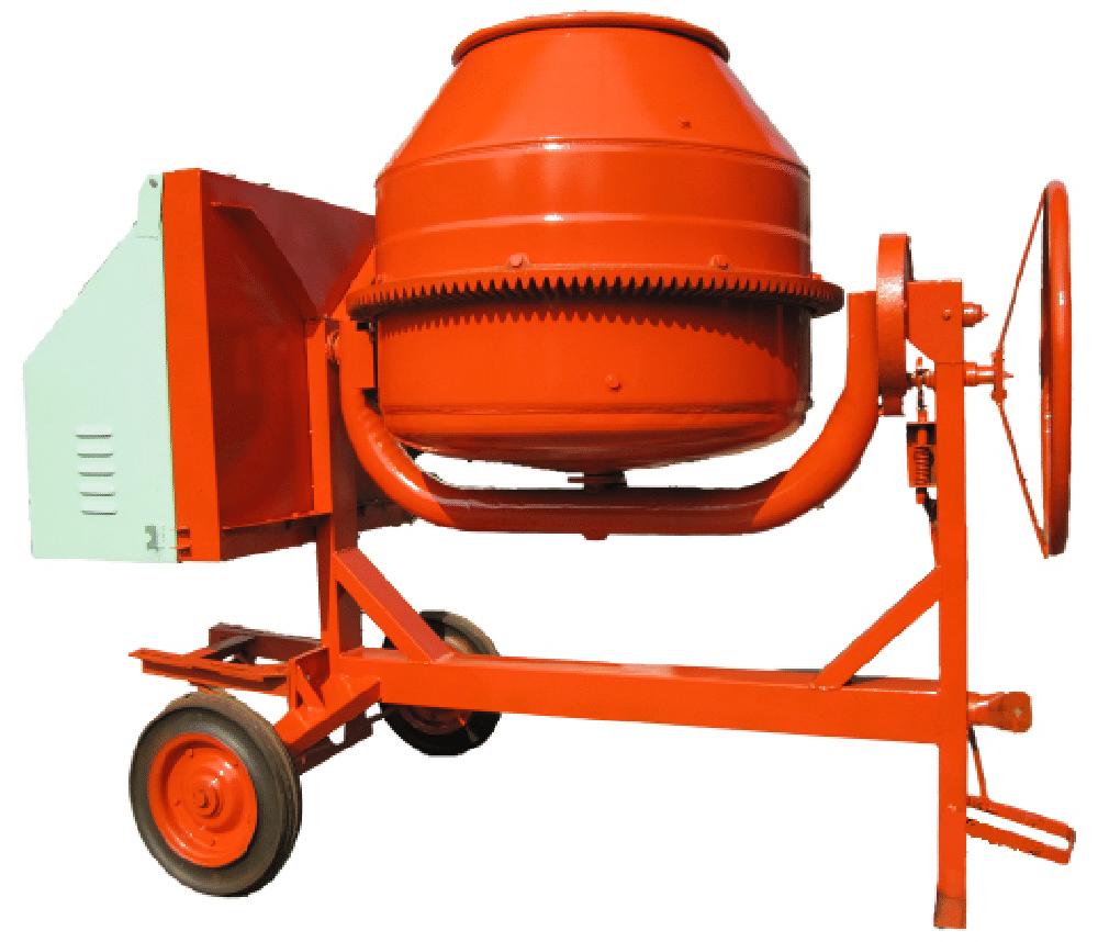 Phân loại và cấu tạo các loại máy trộn bê tông