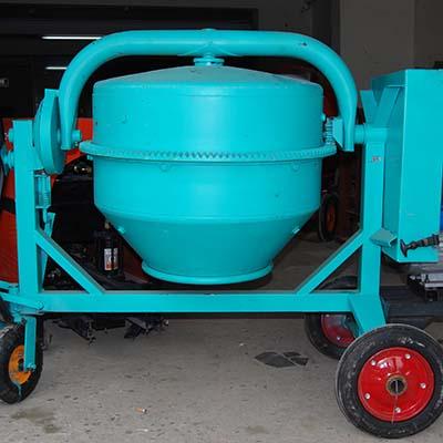 Báo giá máy trộn bê tông công suất 200l