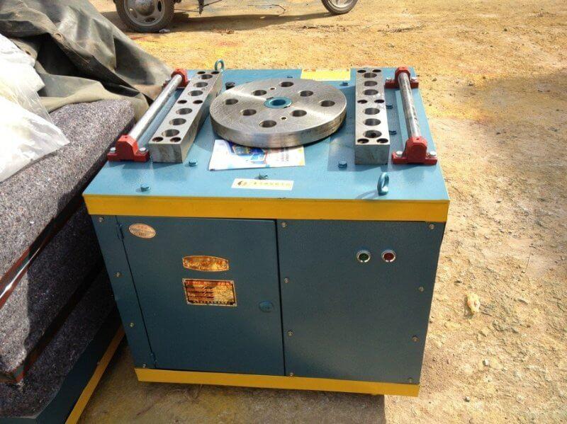 Bảo quản máy uốn sắt đúng cách