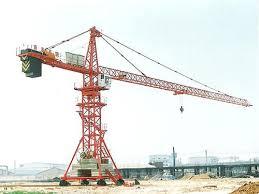 Các bước lựa chọn cần trục tháp trong xây dựng