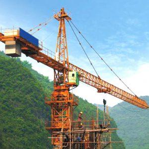 Cẩu tháp QTZ 5512