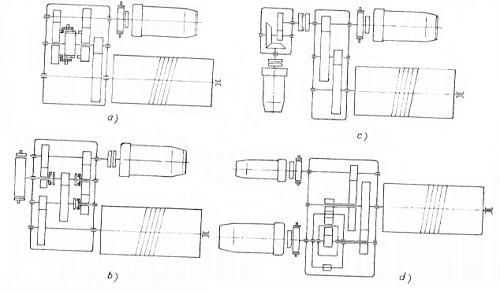 Cơ cấu nâng nhiều tốc độ của Pa Lăng Cáp Điện