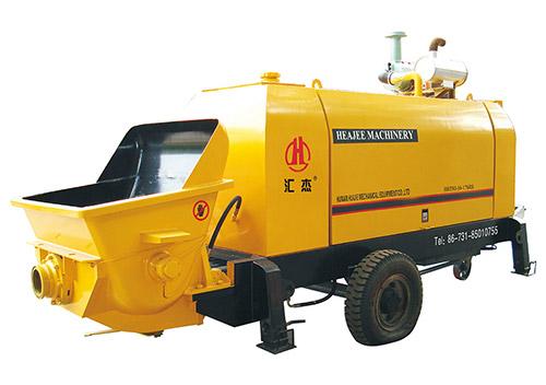 Hình ảnh sản phẩm máy bơm bê tông HBT80-13-110s