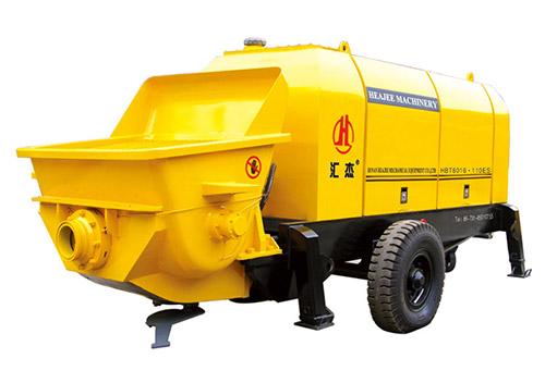 Hình ảnh sản phẩm máy bơm bê tông HTB80-16-110s chất lượng cao