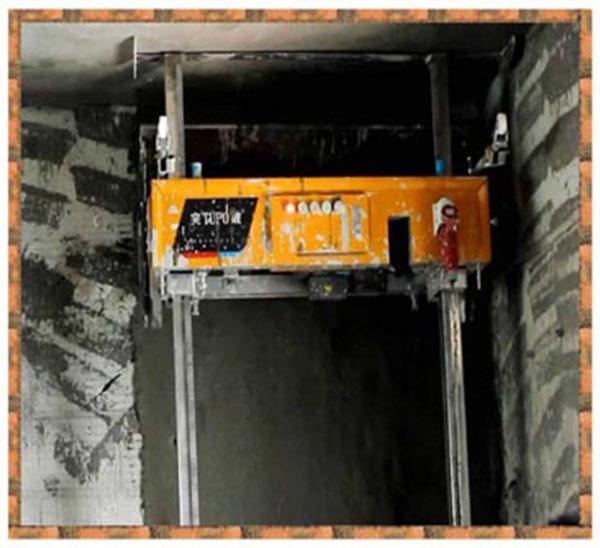 Giá máy trát tường TUPO -5-1200