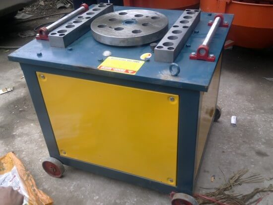 Giá máy uốn sắt lò xo