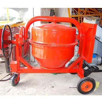 Báo giá máy trộn bê tông 350l chính hãng