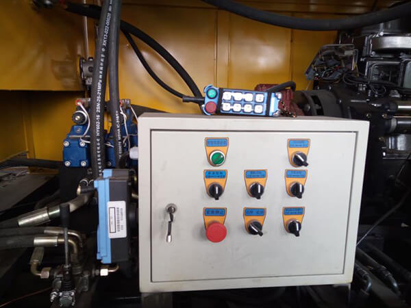 Máy bơm bê tông 20-30m3/h (YH-30D) sử dụng điện năng