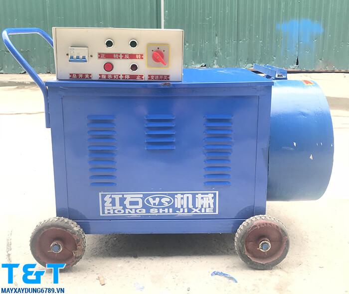 Máy bơm vữa HJB2 được sử dụng trong nhiều công trình xây dựng, đáp ứng các nhiều nhu cầu thi công như: bơm vữa, bơm lấp đầy...