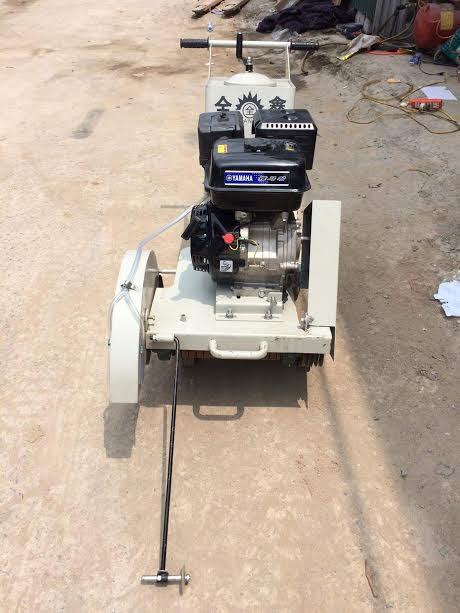 ảnh máy cắt bê tông QG500 chính hãng