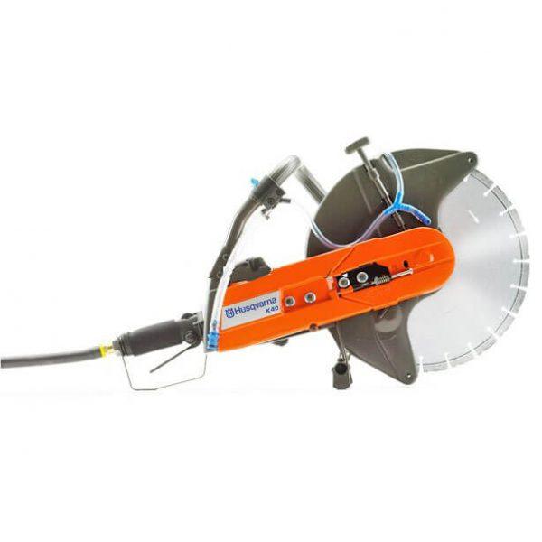 Máy cắt cọc bê tông, Máy cắt cọc ống Husbaquana K 760
