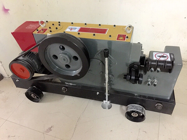 Máy cắt sắt GQ40A nhập khẩu