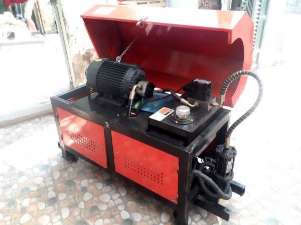 bán máy duỗi cắt sắt GT4-10 thủy lực