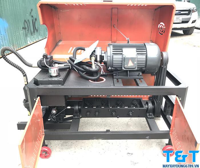 Hình ảnh của máy cắt duỗi sắt GT40-10 (220V)