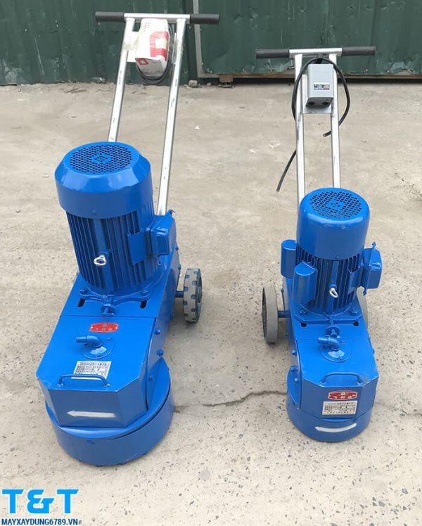 Máy mài sàn dms250 chuyên dùng để đánh bóng nền bê tông khô với hiệu suất làm việc cao và ổn định