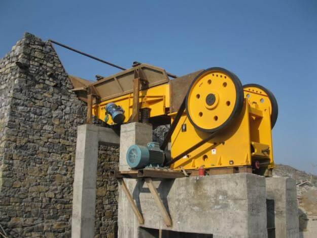 Công dụng và phân loại máy nghiền đá