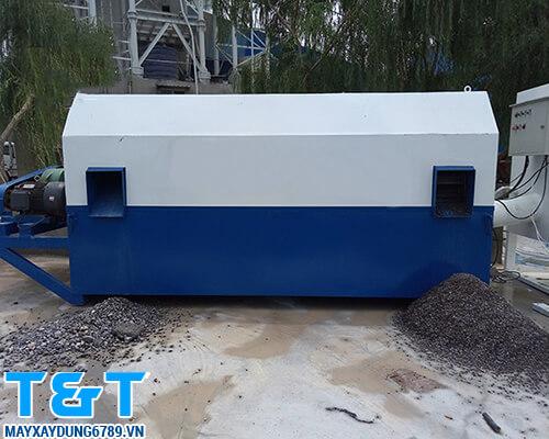 Máy phân loại cát đá trong bê tông DWFL-30 có công suất 15-20m3/h