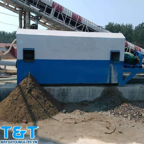Máy phân loại cát đá trong bê tông DWFL-30