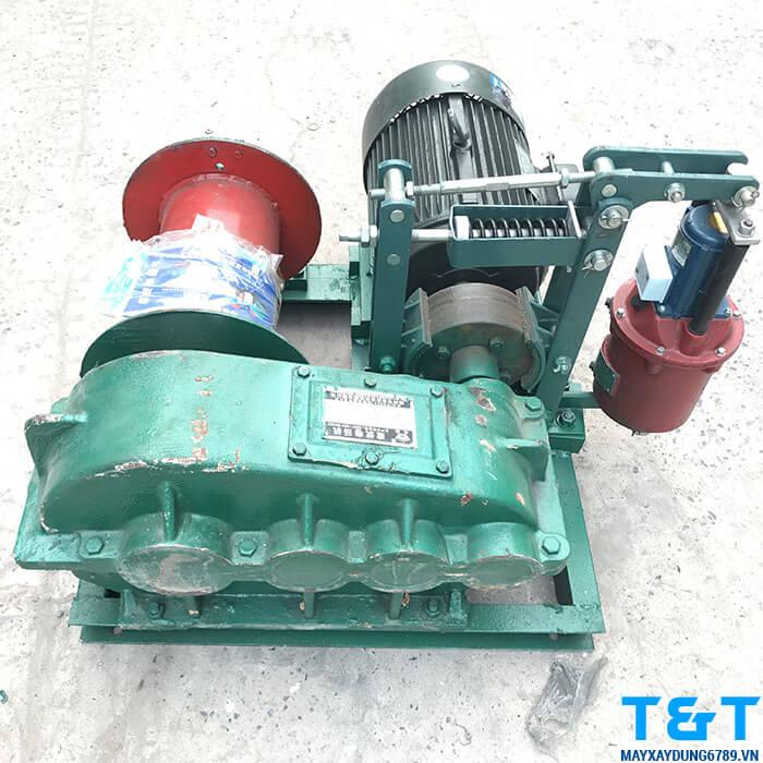 Máy tời mặt đất 1 tấn JK1 được nhập khẩu nguyên chiếc từ Trung Quốc