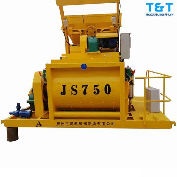 máy trộn bê tông js750 chính hãng giá tốt