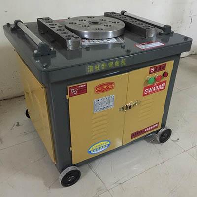 Máy uốn sắt GW40A nhập khẩu chính hãng