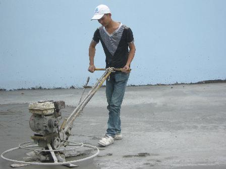 Ưu điểm máy xoa nền bê tông