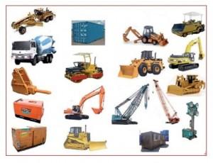 Các tiêu chí phân loại máy xây dựng