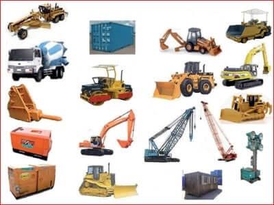 10 sự cố mất an toàn khi sử dụng thiết bị máy xây dựng
