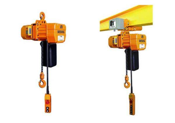 Phương pháp vận hành Pa lăng cáp điện đúng tiêu chuẩn