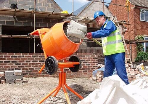ưu điểm của máy trộn bê tông