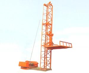 Vận thăng nâng hàng 1 tấn