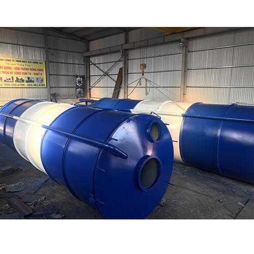 Giá silo xi măng 80 tấn