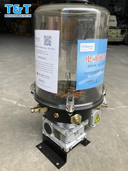 máy bơm vữa tự động