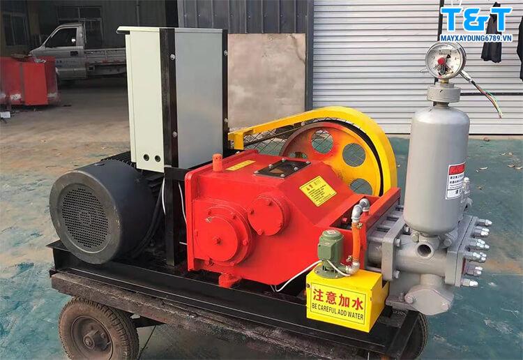 Máy bơm vữa BW320 áp lực cao