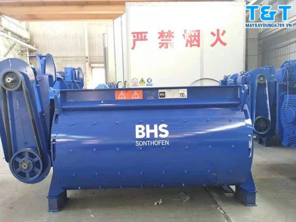 Cối trộn bê tông BHS chất lượng giá tốt