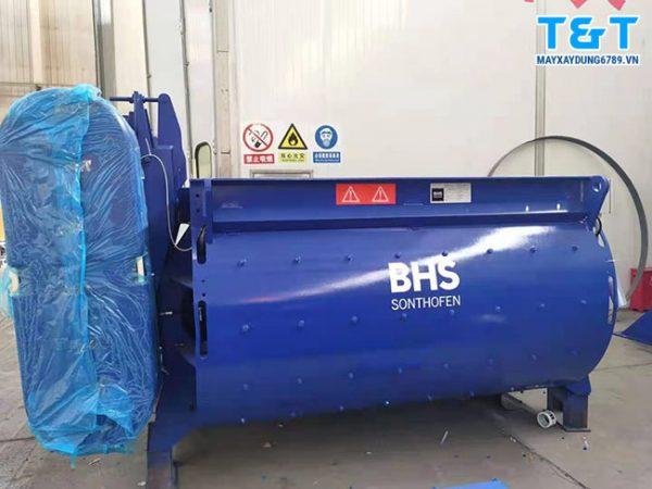 cối trộn bê tông BHS giá tốt